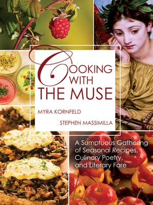 """""""Cooking with the Muse"""" combines recipes and literature."""