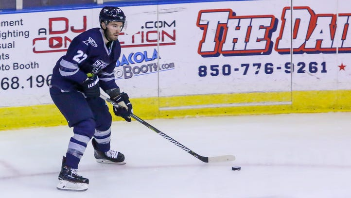 Ice Flyers use second-period flurry to thwart Birmingham Bulls