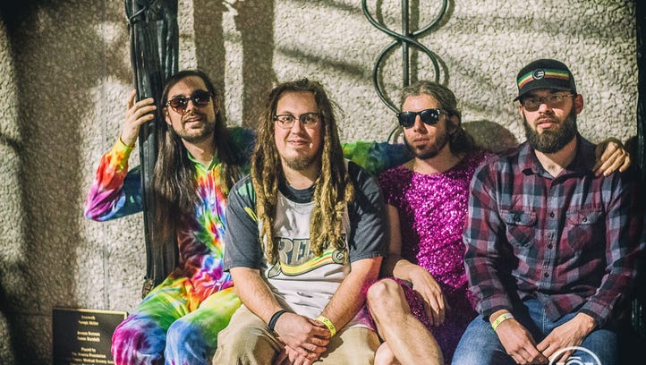 L.O.Z. to play Newsroom Sessions concert March 7 at The Greenville News
