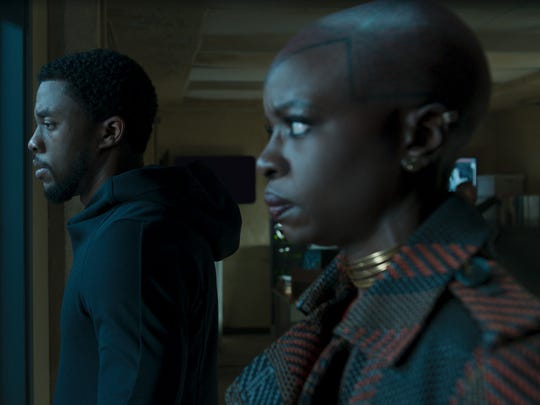 Okoye (Danai Gurira) is a loyal friend and confidant