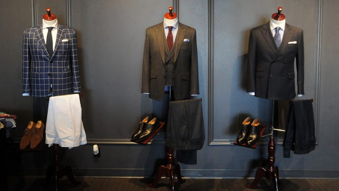Bold Behavior is a custom made clothing store for men located in the Beacon Center in Sioux Falls.