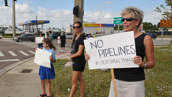 In December, Protesters in Florida stood in solidarity with Native American tribes trying to halt construction of an oil pipeline through North Dakota. Closer to home, 100 miles upstream of Washington, D.C., gas-transmission companies are planning to drill a pipeline beneath the C&O Canal National Park and the Potomac River.