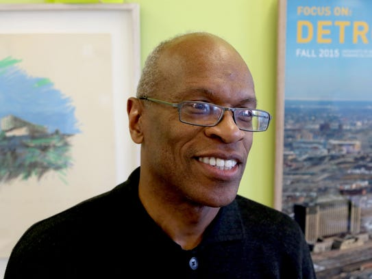 Maurice Cox is the director of the City of Detroit