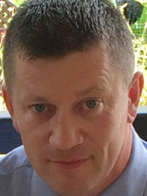 Keith Palmer, the British police officer who was killed on March 22 in a terrorist incident in London.