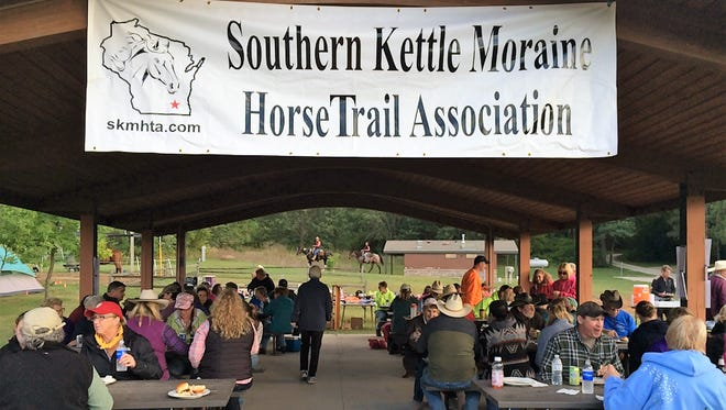 SKMHTA will be holding the annual Fall Roundup fundraising event  on Saturday, Sept. 17 at Horseriders' Campground in Palmyra.