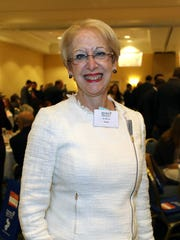 Dr. Marsha Gordon during the 38th Annual Volunteer