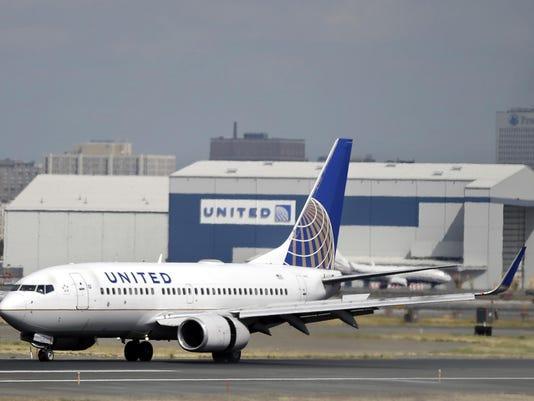 United Airlines-SEC