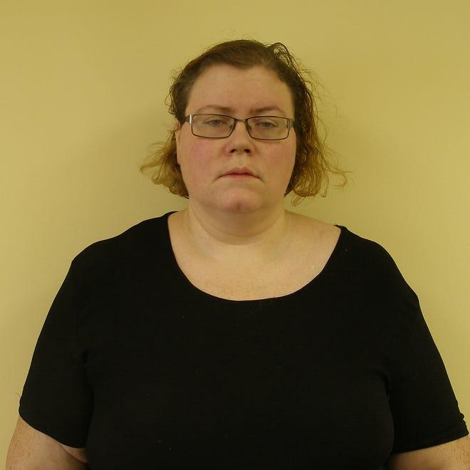 Melissa Robitille, 38, of Hardwick.