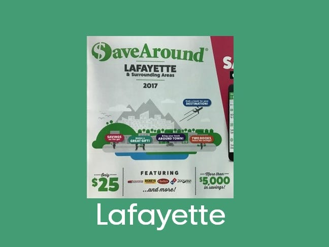 Enter to win 1 of 25 coupon books with over $5,000 in savings! Now through August 2nd.