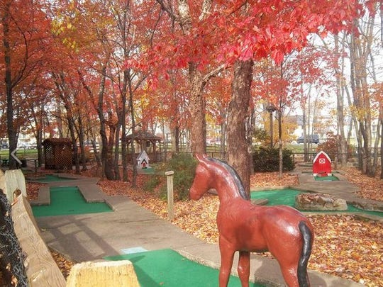 The pony, shown in place last fall at Vince's Sports Center in Ogletown, was considered priceless because of its sentimental value.