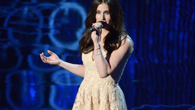 "Idina Menzel of ""Frozen"" fame is releasing her fifth contemporary adult-pop record in 20 years this week."