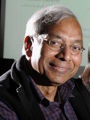 MSU University Distinguished Professor Anil Jain in