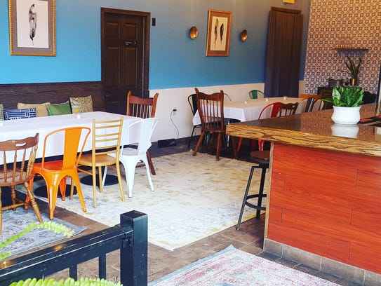 Little Duck Kitchen will seat up to 25 for dinner or