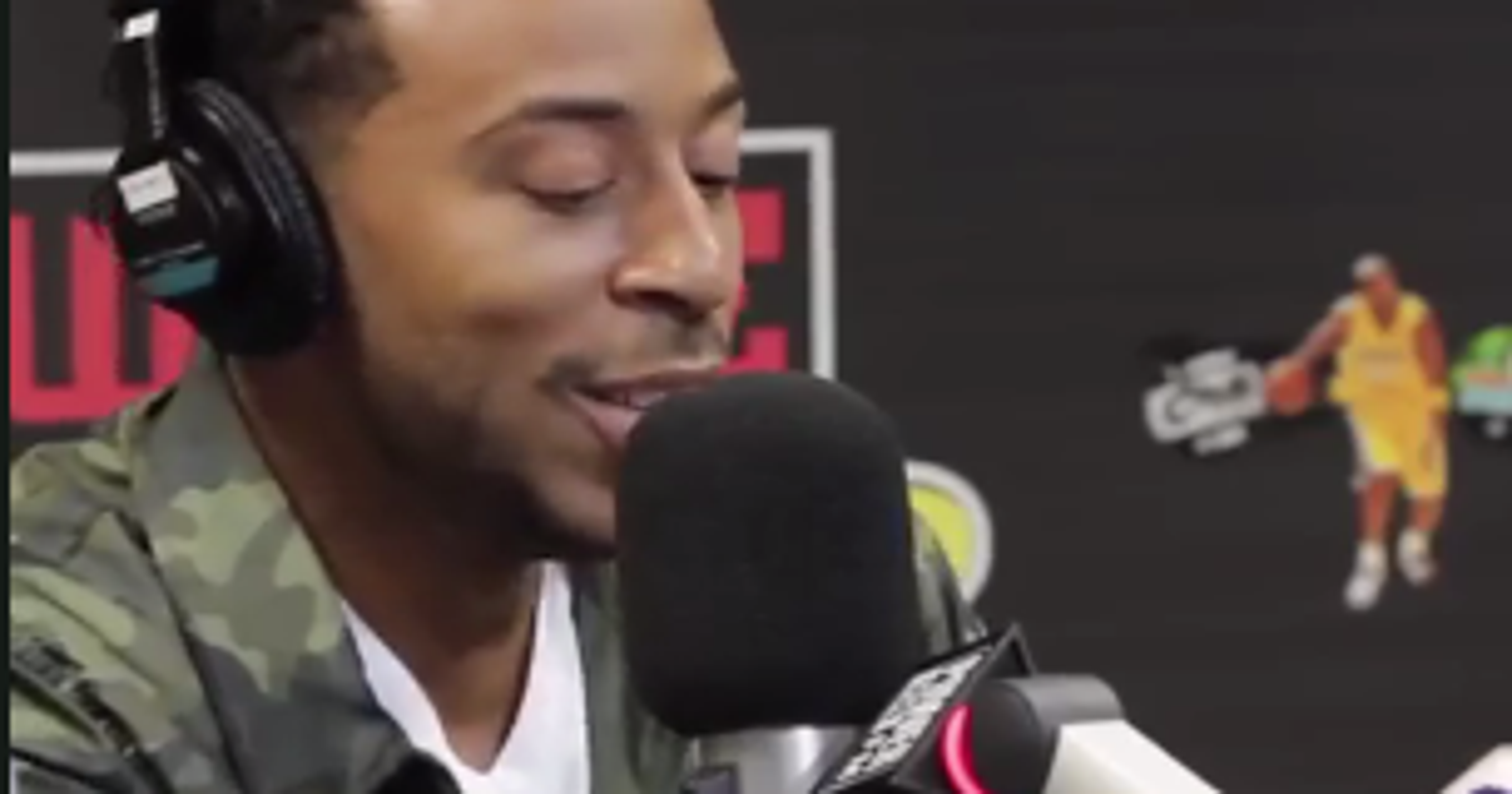 Ludacris love 4 'Llama Llama' and the late Anna Dewdney