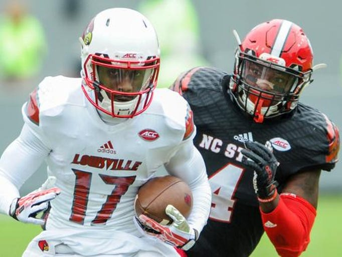 Louisville and NC State fooled us with early records