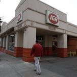 The city may terminate the tax abatement for the IGA store in Clifton.