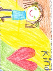 Cusumano, Gracelin - 1st Grade