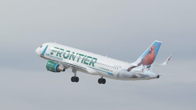 Frontier Airlines is adding nonstop flights from Indianapolis to Las Vegas beginning July 16.