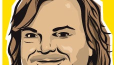 Jack Black, who turns 44 Aug. 28, is producing a new comedy series for Yahoo.Ghost Ghirls, about two young female ghost hunters, premieres this fall.