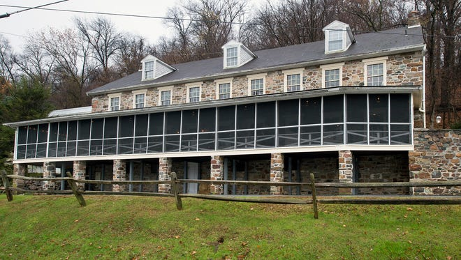 The Accomac in Nov. 2016 in Hellam Township.