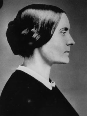 -  -Over a century before Gloria Steinem or Betty Friedan, Susan B. Anthony was crusading for women's rights. BIOGRAPHY ® presents a stirring portrait of the heroine who rose from humble origins to become one of the most charismatic and influential women in our nation's history in the world Premiere profile SUSAN B. ANTHONY: REBEL FOR A CAUSE. Photo:Susan B. Anthony Memorial, Inc.