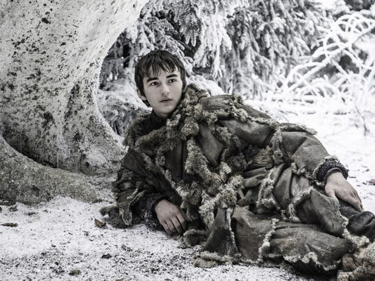 Bran Stark (Isaac Hempstead Wright) will have to master
