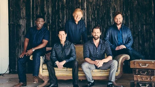 The Gaither Vocal Band performs Saturday at American Bank Center.