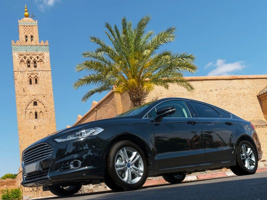 Ford Expands Operations in North Africa