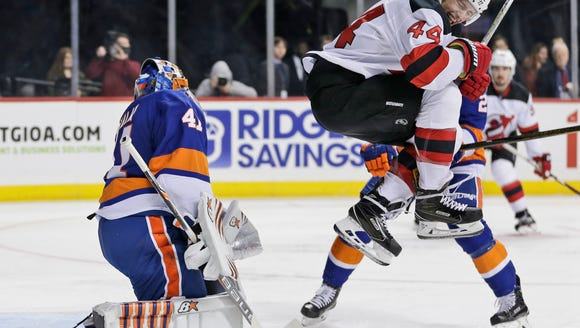 CORRECTS PERIOD TO THIRD INSTEAD OF SECOND - New Jersey