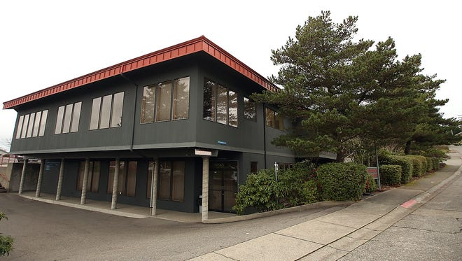 The Mountain View building in East Bremerton will house temporary VA administrative offices.