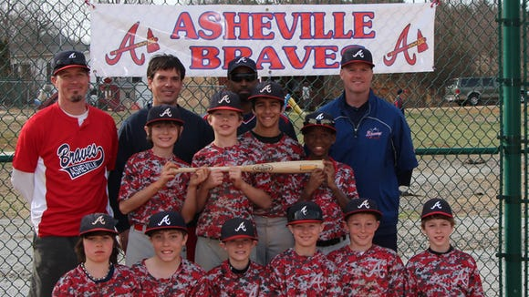 The Asheville Braves will hold tryouts for their 9U and 10U baseball teams next weekend.