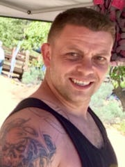 A photo of Michael Partridge, 34, who was found shot to death in his Sun Valley home in 2017. The Washoe County Sheriff's Office is asking for information that can help in their homicide investigation.