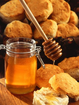 Refrigeration can hamper the taste of honey. Keep the honey jar in a dark and cool spot.