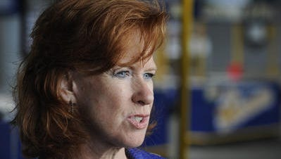 Montgomery Biscuits owner Sherrie Myers will be honored next week as the 2015 Citizen of the Year.