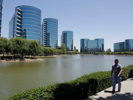 Oracle quarterly profit misses views.
