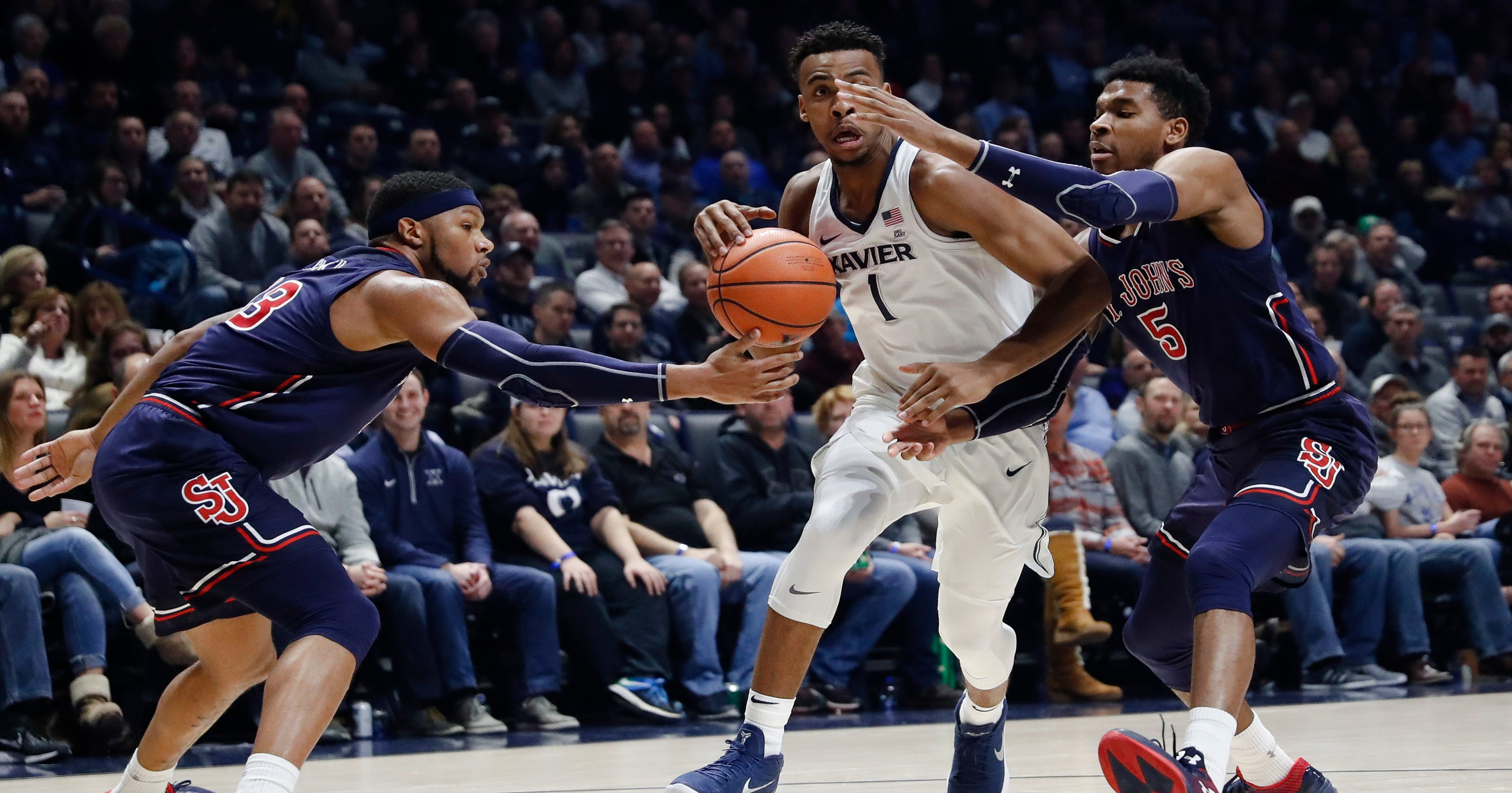 Streaking Xavier University men's basketball readies for ...