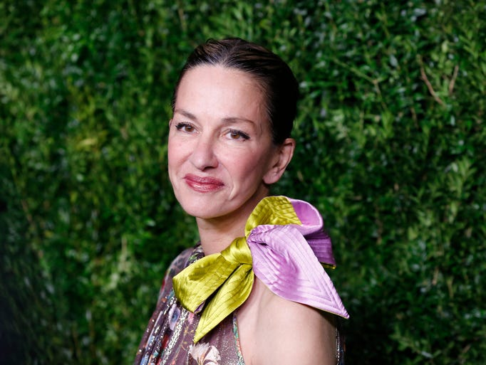 Designer Cynthia Rowley attends the 2017 Museum of