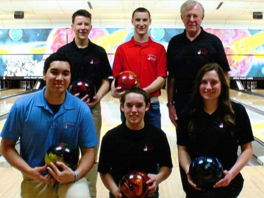 DCA 22416 bowling