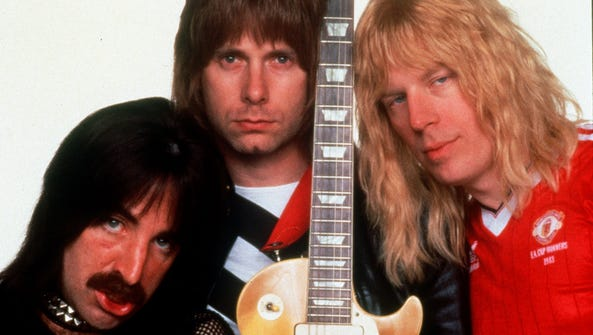 """This is Spinal Tap was the result of four very stubborn"