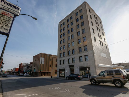 A Springfield developer wants to convert the building