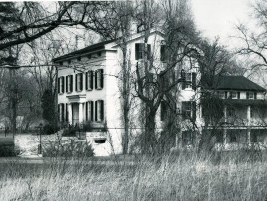 Clover Street Seminary, 1900.