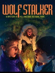'Wolf Stalker' by Gloria Skurzynski and Alane Ferguson