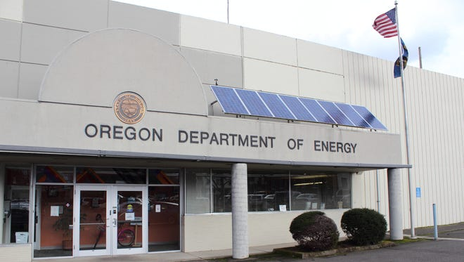 The Oregon Department of Energy.