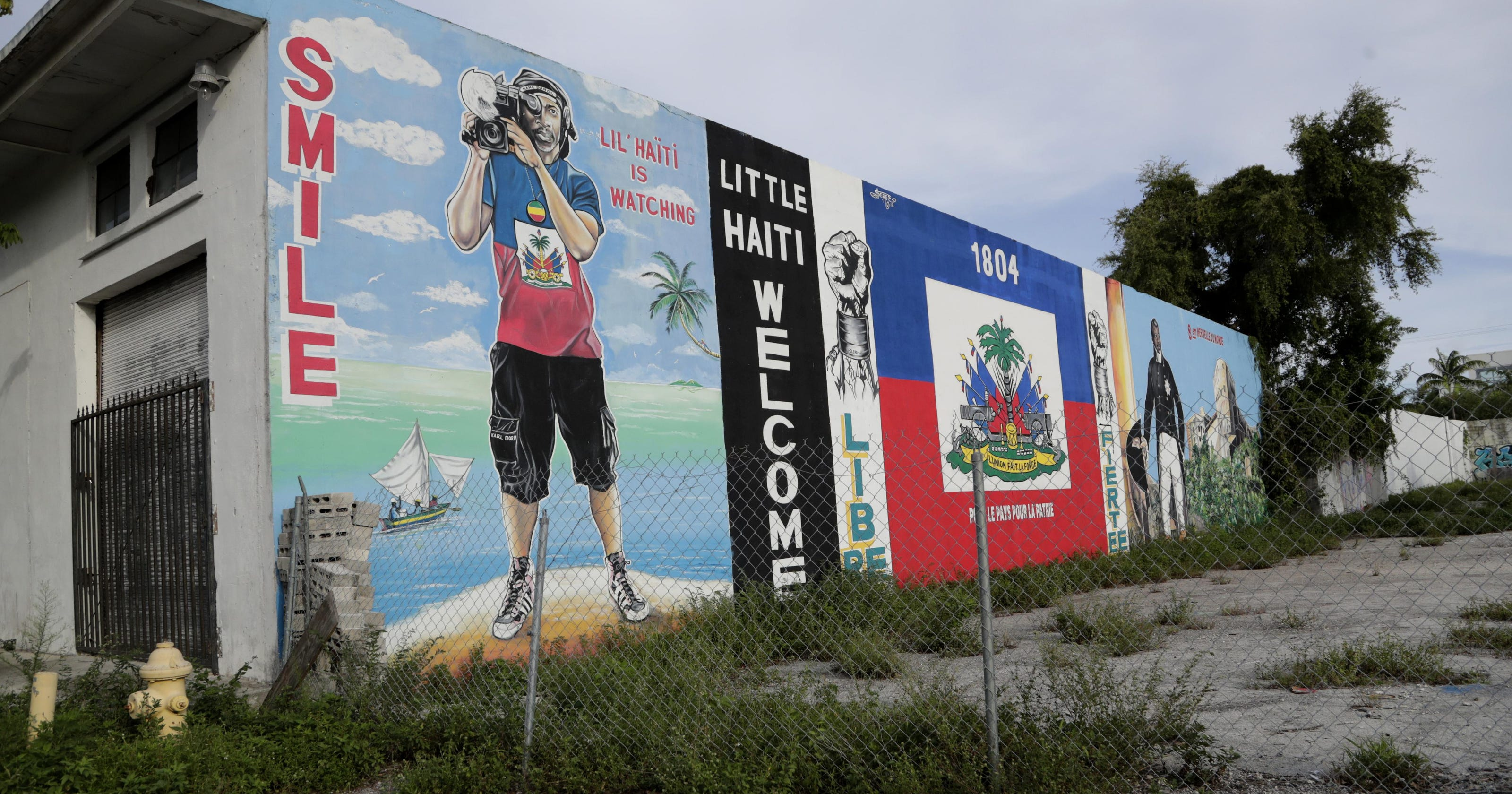 Little Haiti, Corn Pop, Capote and Lee: News from around our 50 states