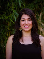 "Poet Analicia Sotelo is the author of ""Virgin,"" the"