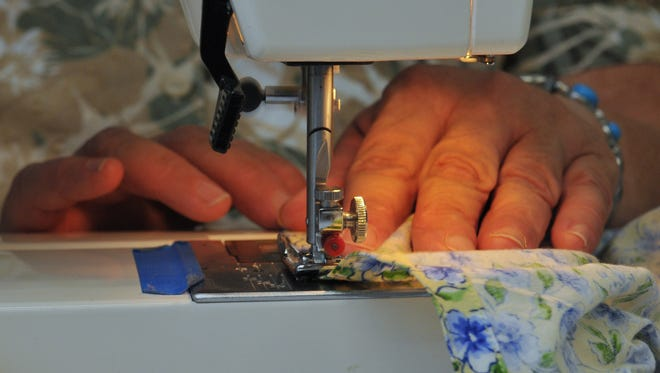 Several shops in Brevard cater to sewing machine repairs.
