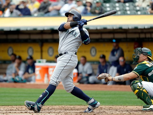Nelson Cruz now has 26 home runs on the season after