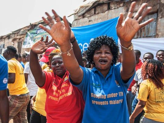 AP SIERRA LEONE EBOLA WEST AFRICA I SLE