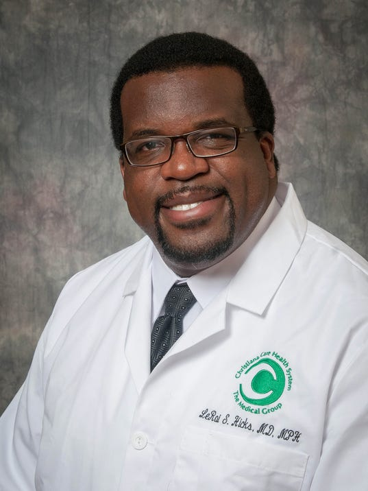 Dr. LeRoi Hicks