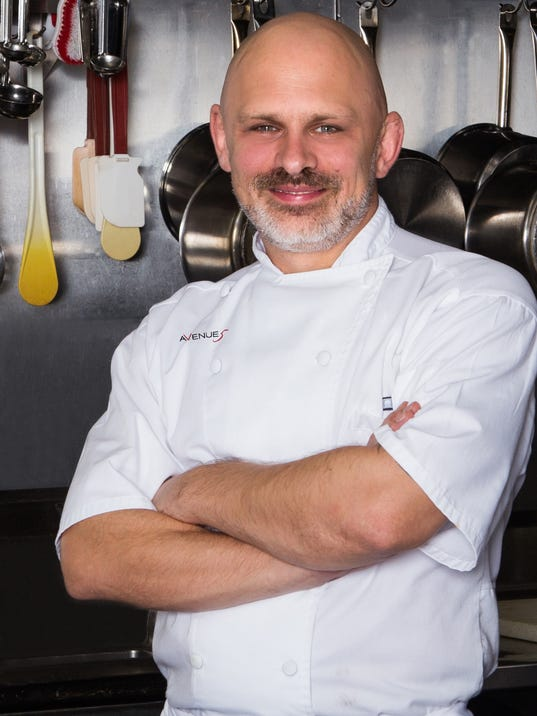 In The Kitchen David Nelson Of Avenue5 In Naples